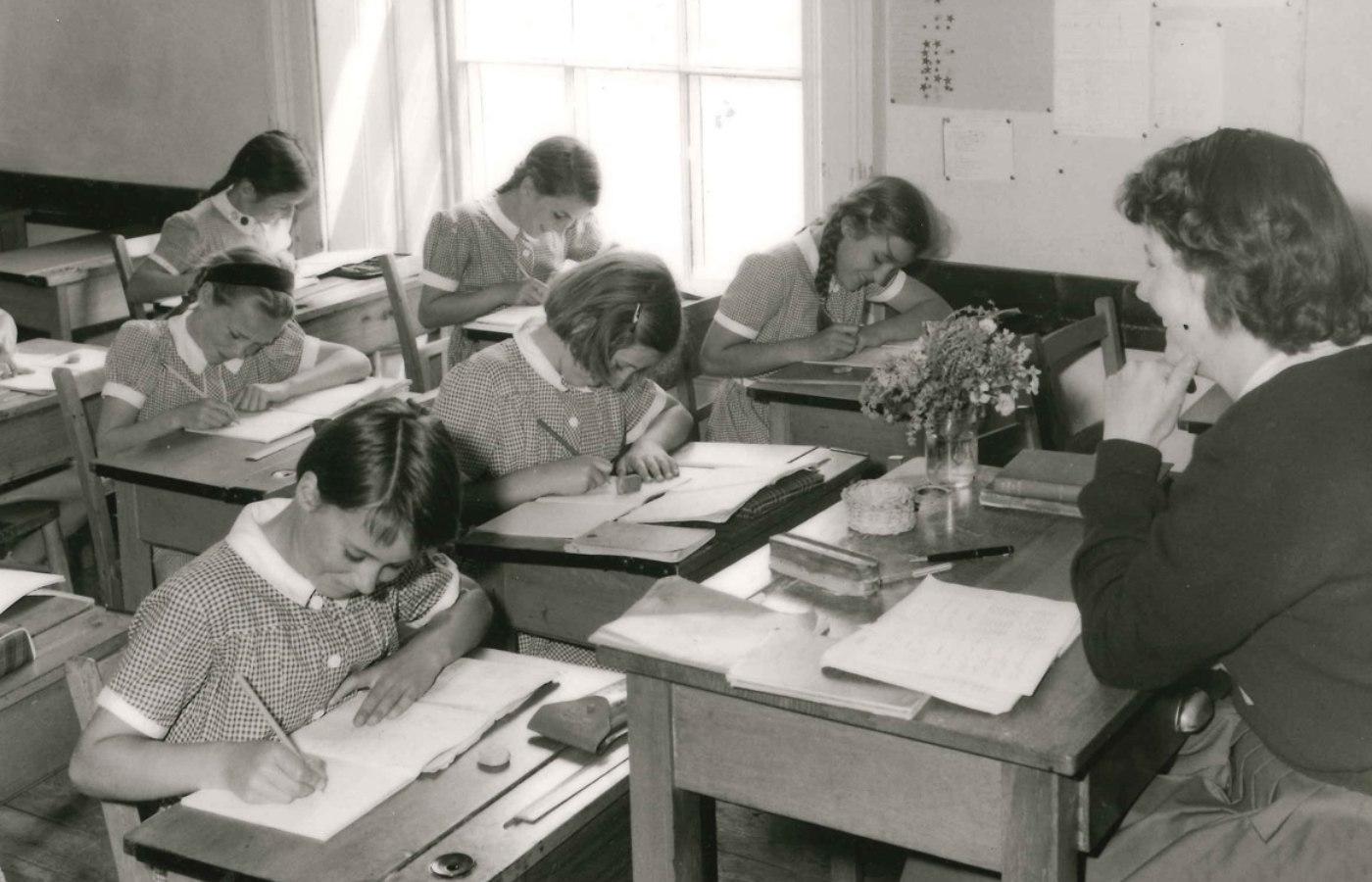 Class Teaching 1970S